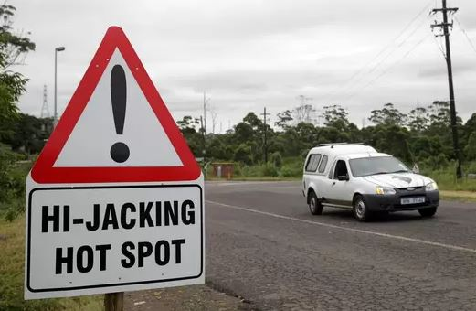hijacking south africa