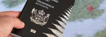 New Zealand South Africa Visa