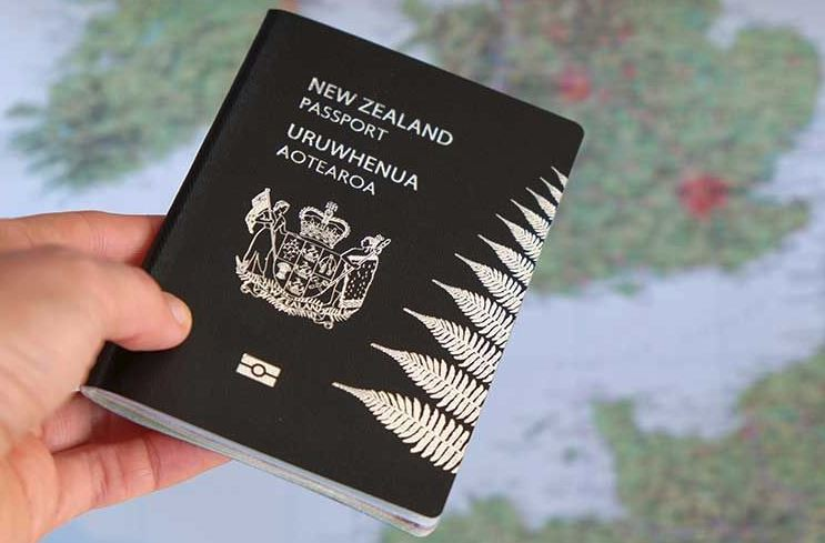 New Zealand South Africa Visa