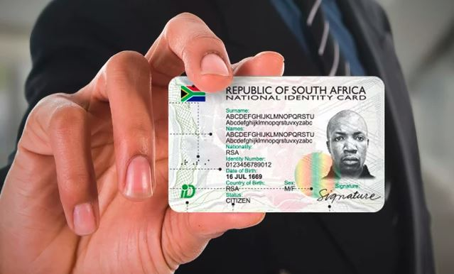 South Africa Smart ID