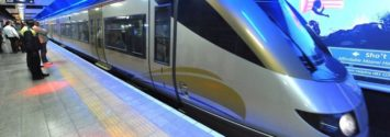 South Africa high speed train