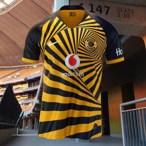 Kaizer Chiefs jersey 1