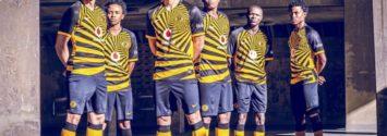 Kaizer Chiefs jersey