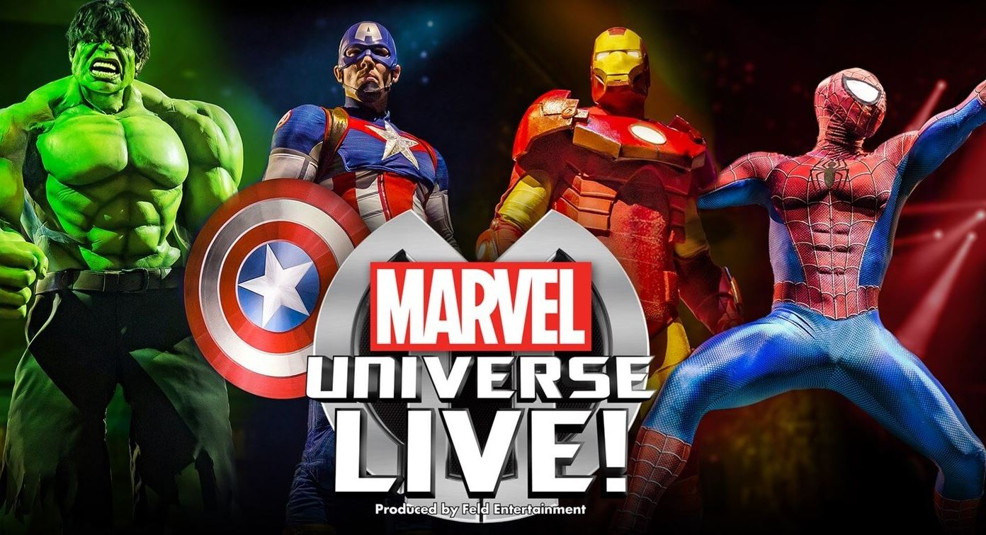 Marvel Universe Live South Africa