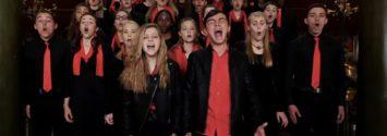 Rustenburg High School choir