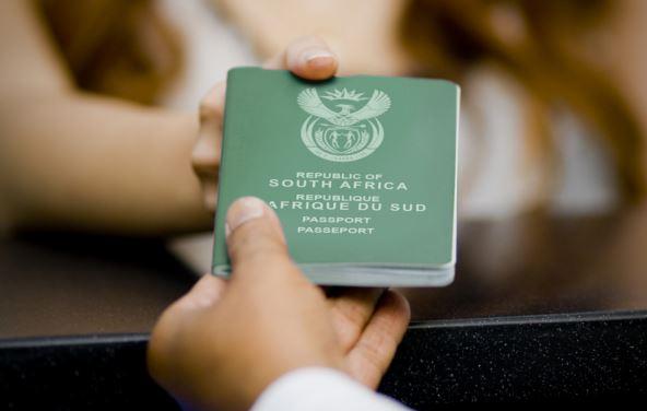 UK visa South Africa