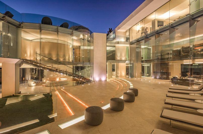 Alicia Keys house