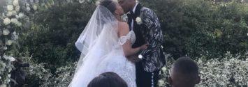 Dineo Solo wedding