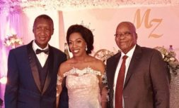 Jacob Zuma wedding