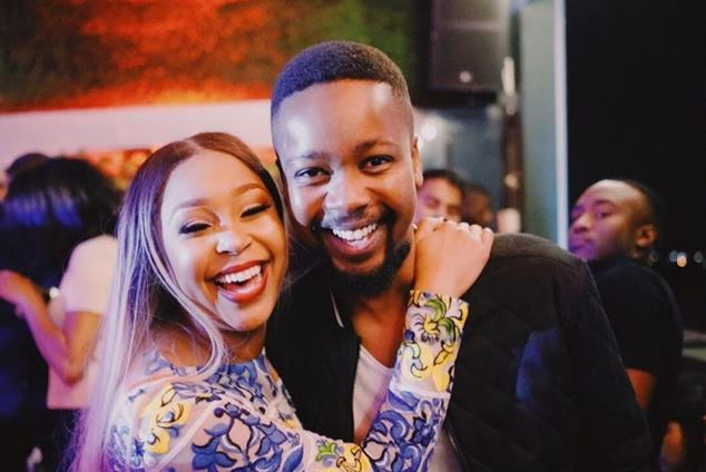 Minnie Dlamini brother khosini