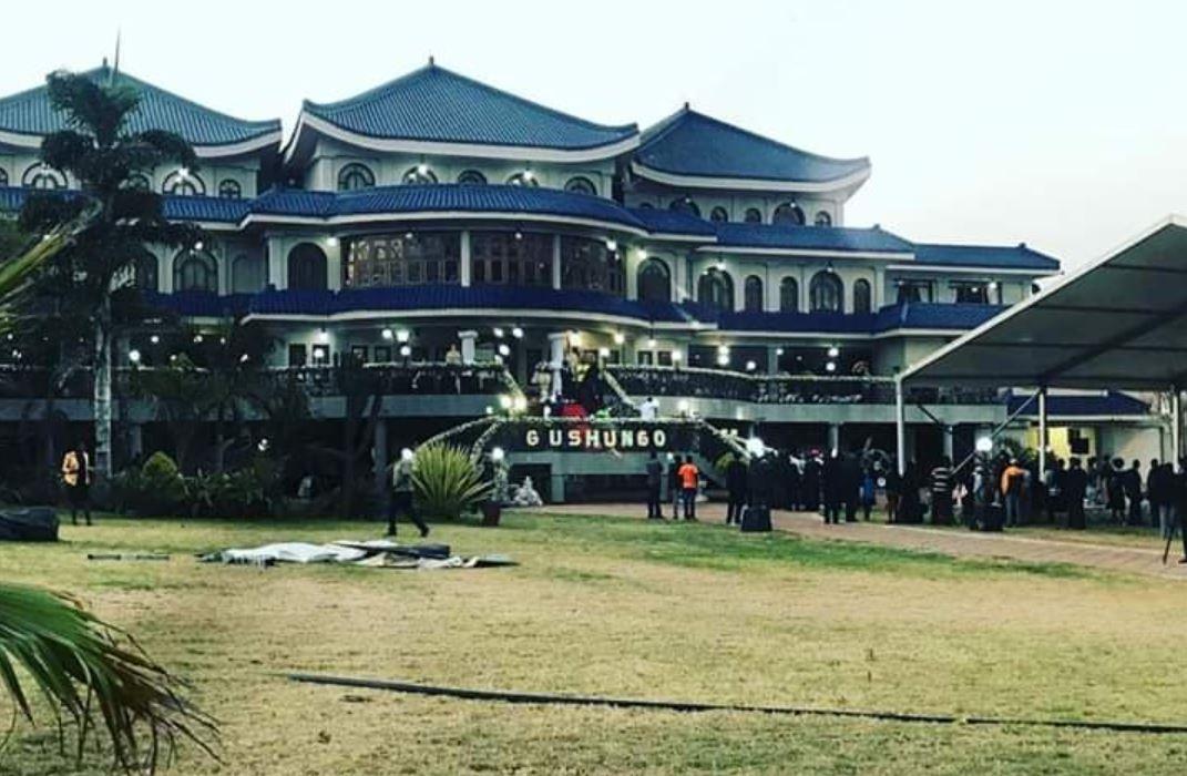 Mugabe House