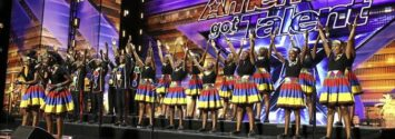 Ndlovu Youth Choir AGT