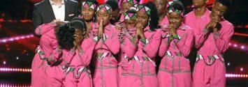 Ndlovu Youth Choir Simon Cowell