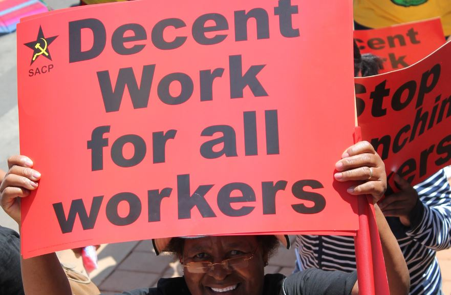 South Africa Trade Unions