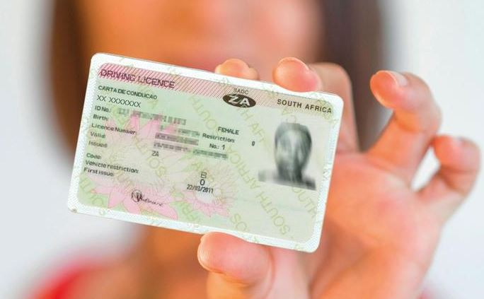 How to renew driver's license South Africa