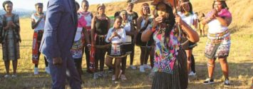 Lobola in south Africa