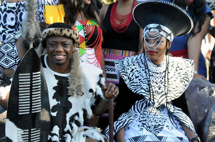 South Africa Traditional Wedding