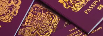 British Passport renewal South Africa