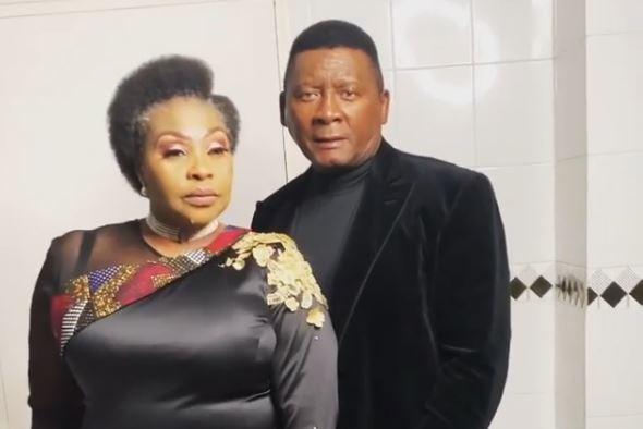Yvonne Chaka Chaka Husband