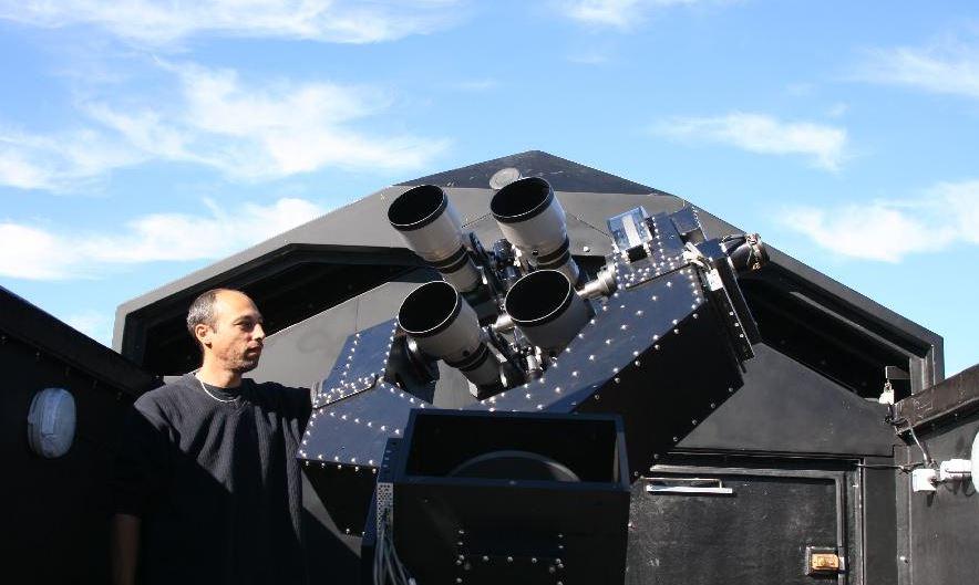 SuperWASP telescope