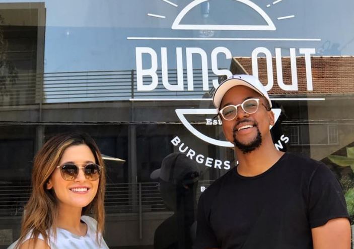 Maps Maponyane Buns Out Burger