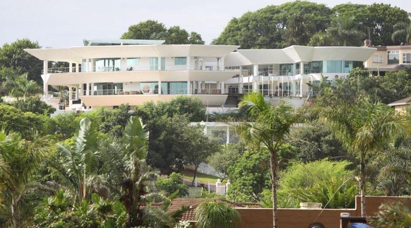 Shauwn Mkhize house