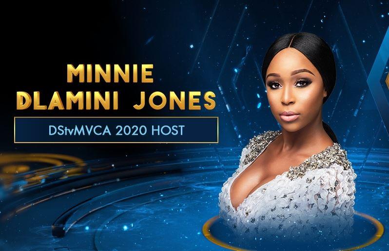Minnie Dlamini MVCA