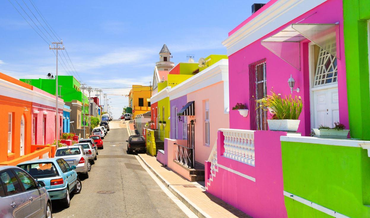 Houses of Bo kaap