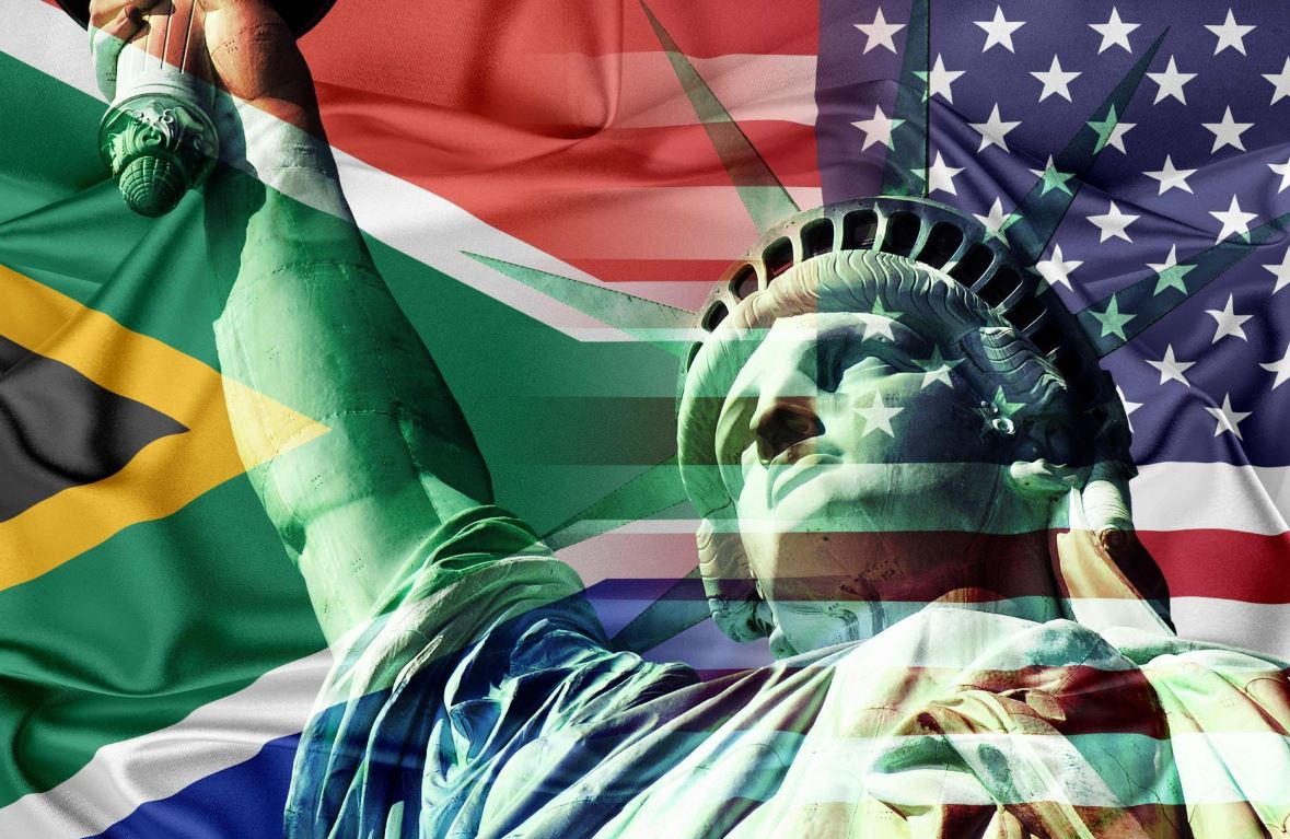Immigrate from South Africa to the US
