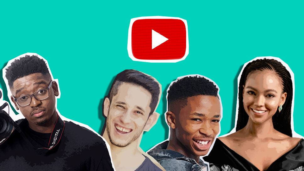 South Africa Youtube Withholding tax