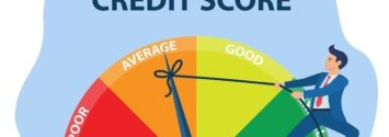 What is a good credit score in South Africa