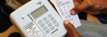 how much does prepaid electricity cost in south africa
