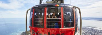 Table Mountain private cable car