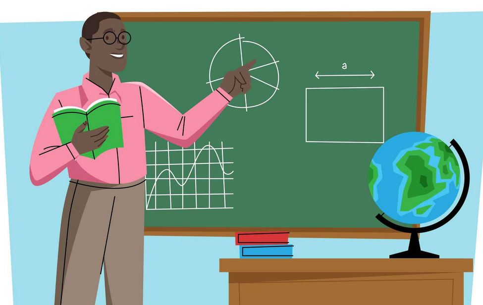 how much is a teacher paid in south africa