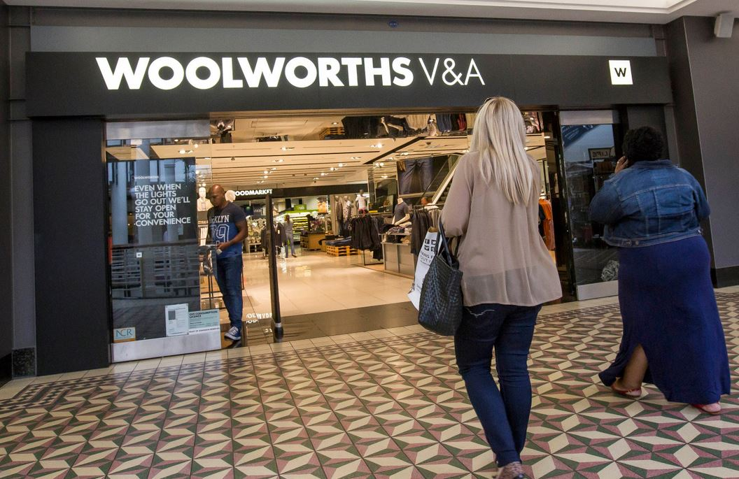 Woolworth South Africa salary 1